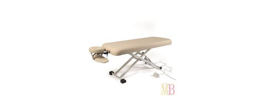 Massagetafel elektrische bij MAZ Beautyland kopen?