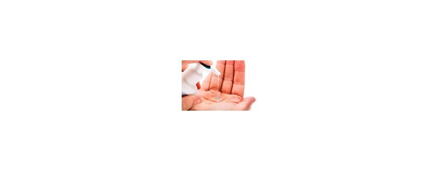 Desinfectie voor huid   Hygiëne voorop bij MAZ Beautyland!
