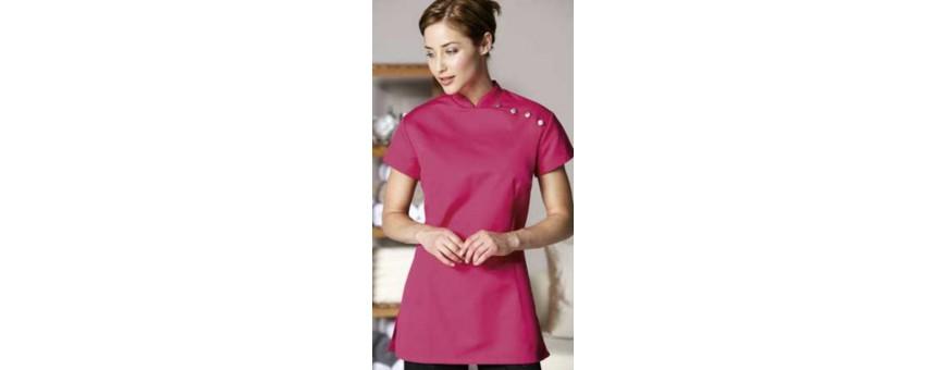 Werkkleding vrouwen bij MAZ Beautyland kopen?
