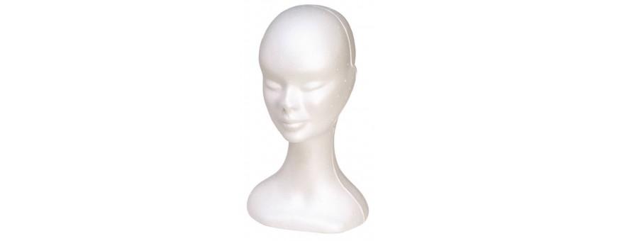 Mannequin voor pruiken bij MAZ Beautyland kopen?