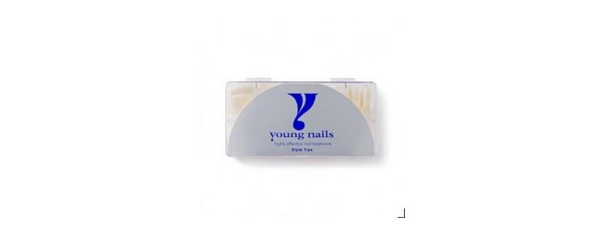 Young Nails tips en lijm